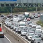 Two-car crash near Trafford Centre causes long delays on M60 through Salford 💥🚑🚓🚑🚓🚑🚓💥