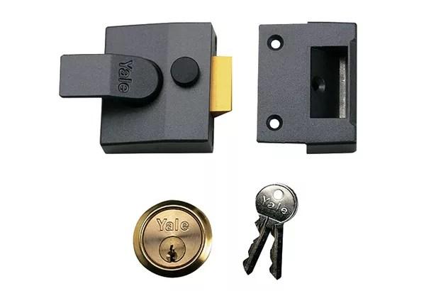 Wireless Burglar Alarm System Yale