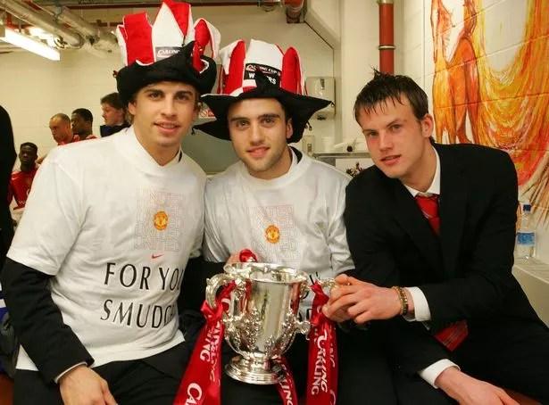 Storie: Giuseppe Rossi festeggia il suo unico trofeo vinto in carriera al Manchester United | Numerosette Magazine