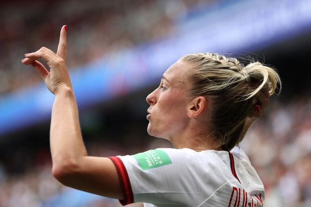 0 GettyImages 1157793630 - Casey Stoney must look to bring Toni Duggan to Manchester United after World Cup