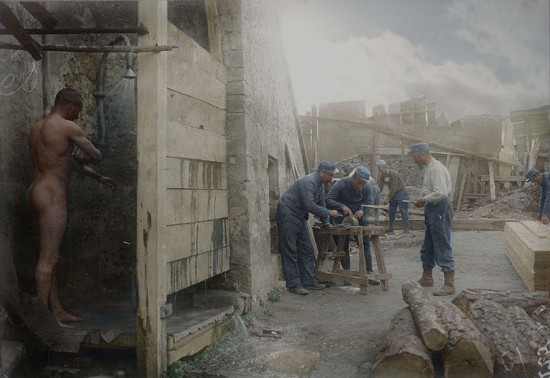 Incredible Pictures Of World War 1 In Colour Reveal