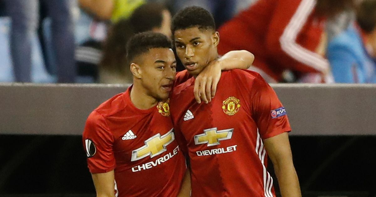 Manchester Uniteds Marcus Rashford Is Only Going To Get