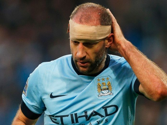 Manchester City are losing a great player and the PERFECT foreign import in Pablo  Zabaleta - Stan Collymore - Mirror Online
