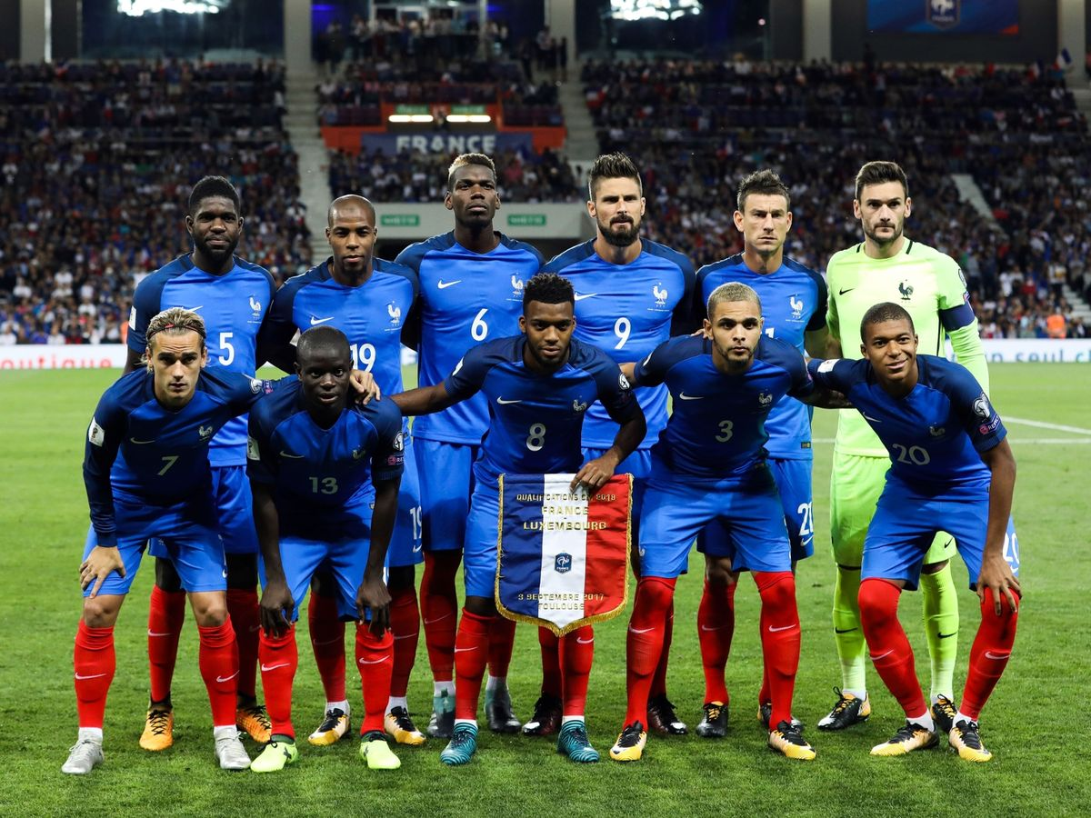 Offer plenty of atms and branches for convenient access, as well as a wide range of financial products. France Pip England As Most Expensive National Team Ever As Les Bleus Valued At 1billion Mirror Online