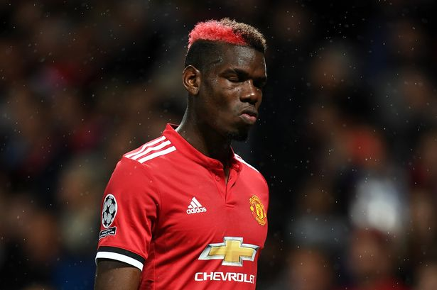 Image result for Paul Pogba will leave Manchester United after this season