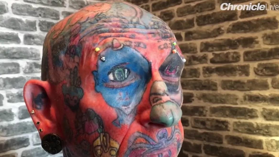 Tattoo Addict With Lighthouse On His Manhood Reveals Last