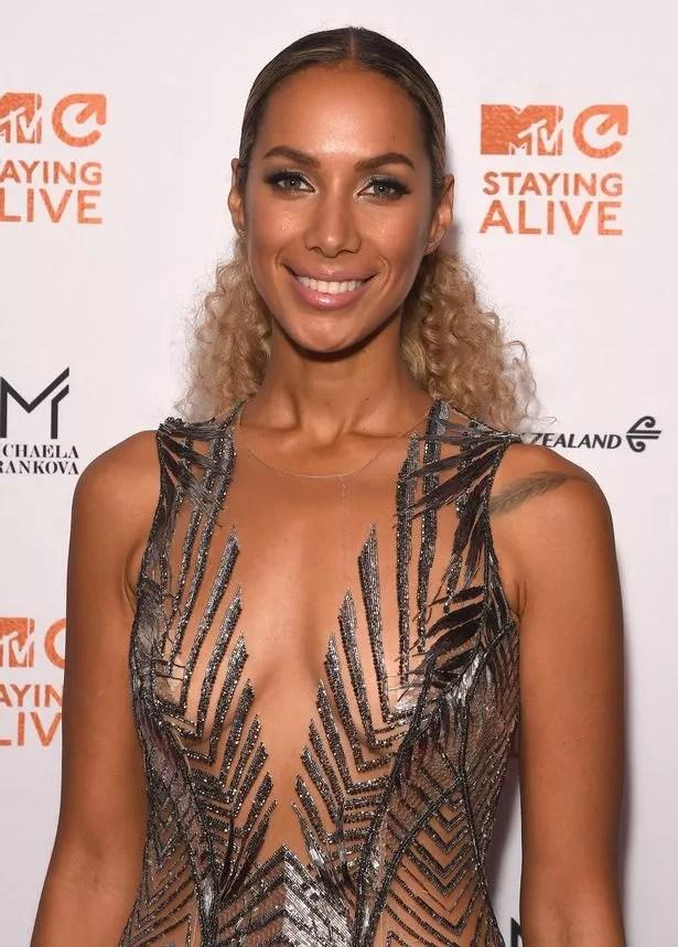 Celeb Gossips: Leona Lewis suffers fashion fail at charity gala [Photos]