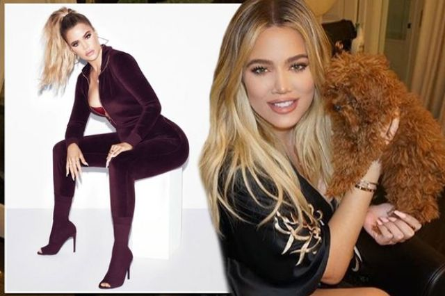 Celeb: Guess what! Is this actually Khloe Kardashian's 'baby bump'?