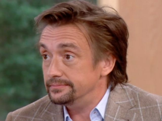 richard hammond and his wife mindy were gassed and burgled