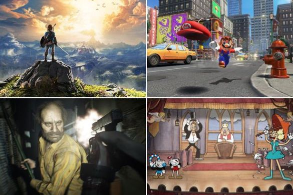 Game of the Year 2017  Our pick of the top 10 best video games for     Mirror s top 10 video games of 2017