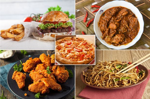 List Fast Food Restaurants