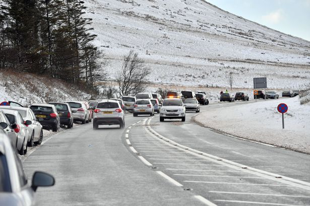 UK temperatures are expected to plummet to a blistering -3C by the end of next week