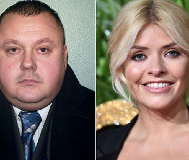 Serial Killer Levi Bellfield Says Busty Blonde Holly Willoughby Is His Type And He Keeps Her Photo In Prison Cell