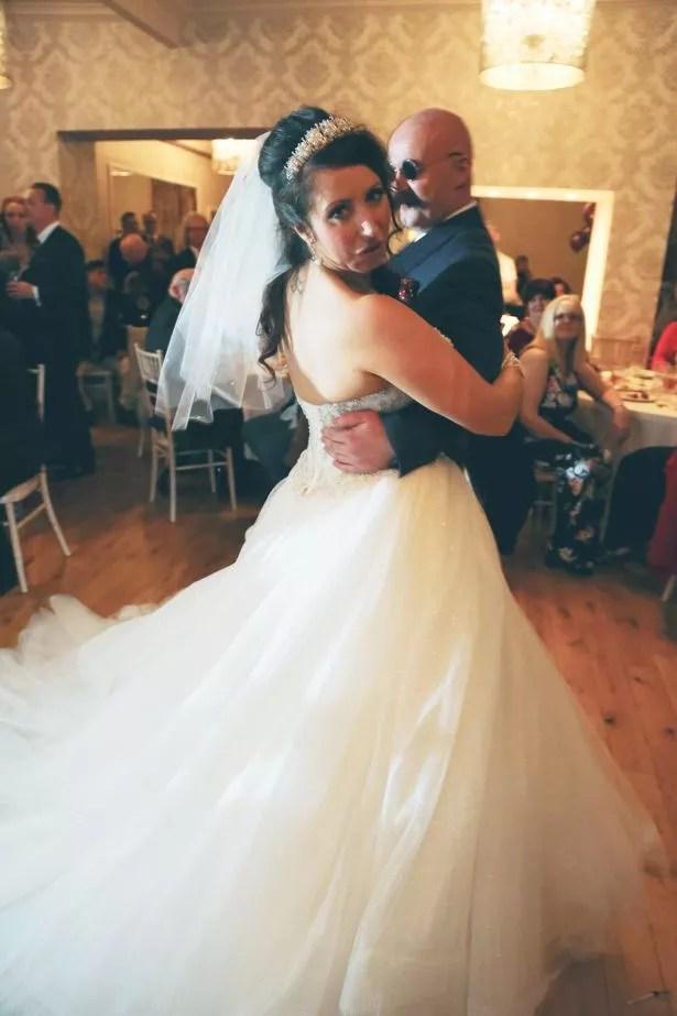 Charles Bronson Wedding 6