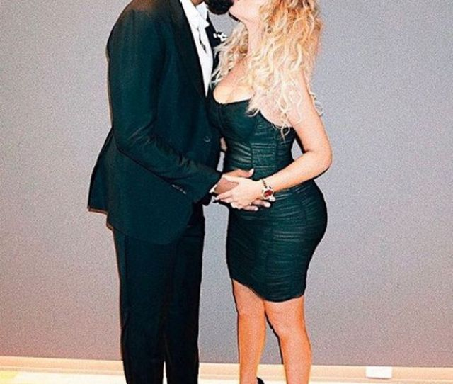 Khloe And Tristan Are Expecting Their First Child Image Instagram