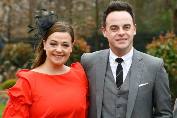 Ant McPartlin's estranged wife Lisa Armstrong reveals she ...