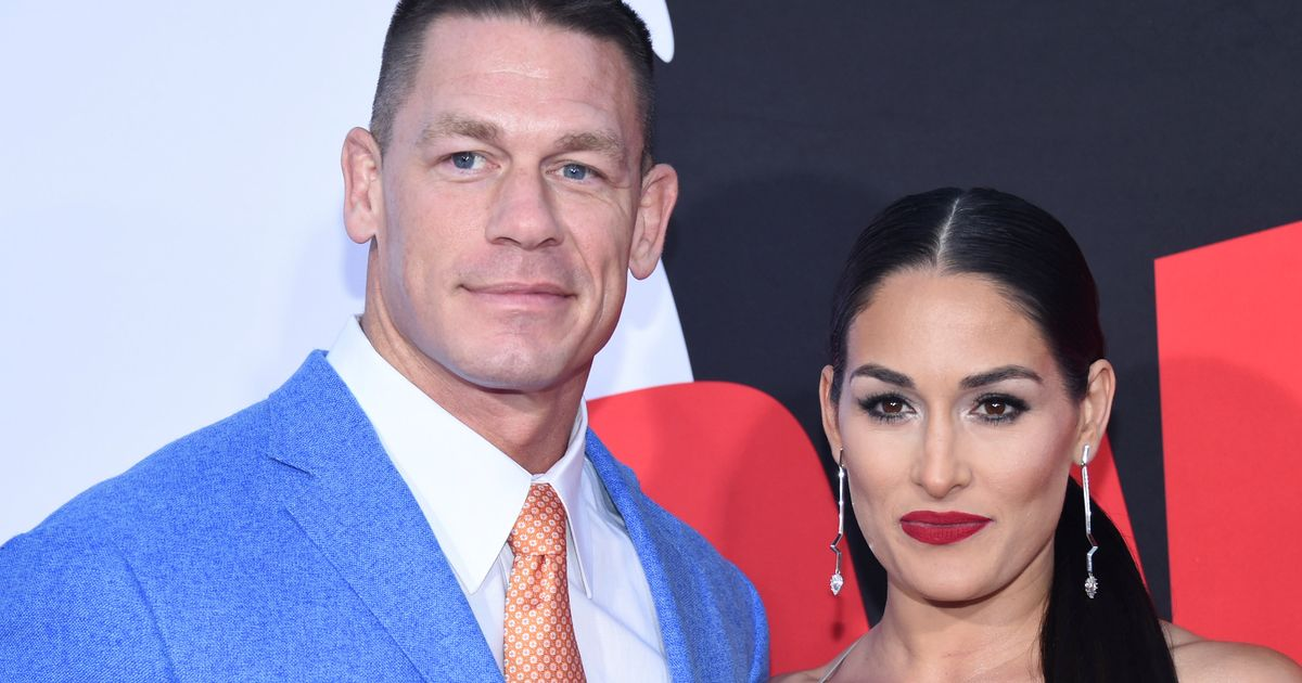 When The Pussy Is Too Goodjohn Cenas Trying To Get Nikki Bella Back I Want To Be The Father Of Her Children