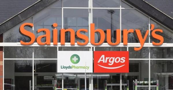 Sainsbury's launch massive clothing sale across all ...