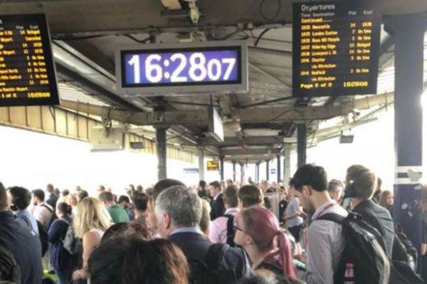 More than 12,000 train journeys axed after shambolic ...