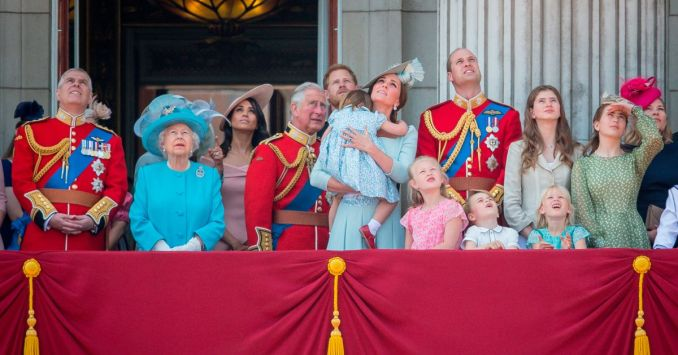 Meghan joins Queen's birthday celebrations with Trooping the Colour debut