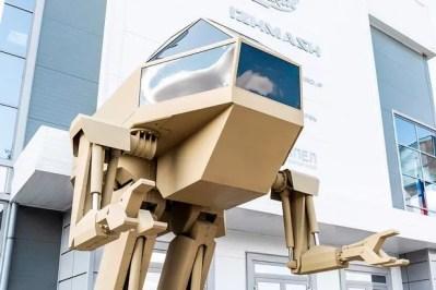 """Bildergebnis für Paging Robocop: Russia's Got A Kalashnikov-Designed 4.5 Ton """"Soldier Suit"""" Mech"""