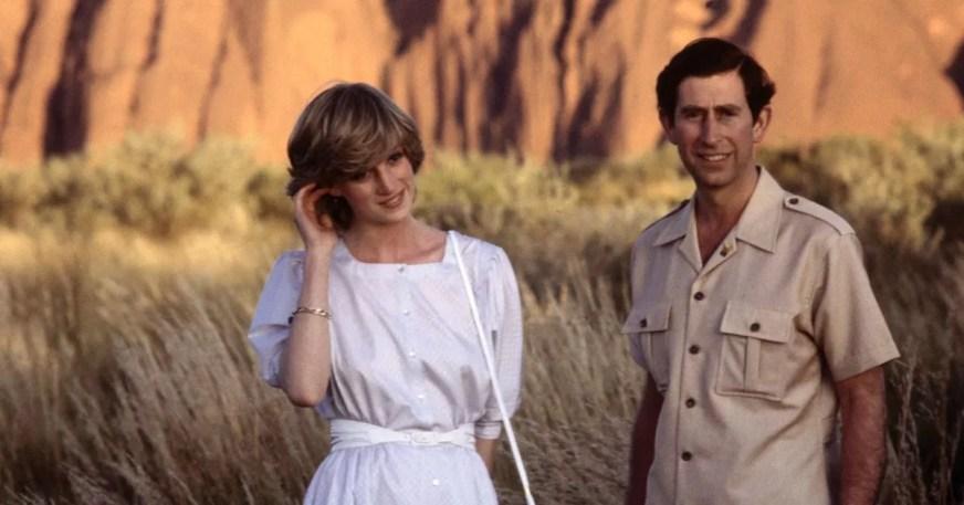 Princess Diana and Prince Charles's Royal Tour to ...