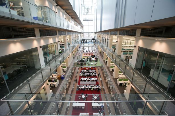 Francis Crick Institute to start testing soon