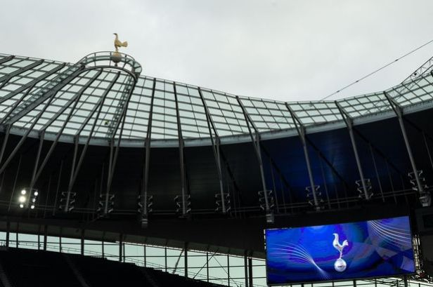 Spurs place iconic cockerel on top of their new Tottenham Hotspur stadium -  Mirror Online