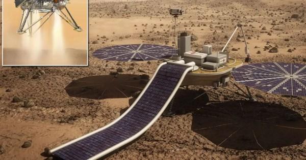 NASA's Insight will attempt Mars landing TODAY: Key ...