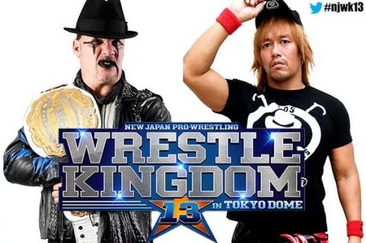 Image result for wrestle kingdom 13