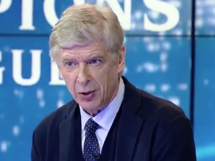 Image result for Arsene Wenger  Former Arsenal Manager Arsene Wenger reveals why he turned down Real Madrid 0 LCP CHP 130219ArseneWenger 2091WengerSanchoJPG