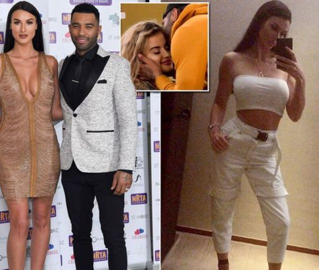 Jermaine Pennant Splits From Wife Alice Goodwin Six Months After Cheat Scandal
