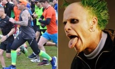 Final picture of Keith Flint shows him doing park run just days before shock 'suicide'