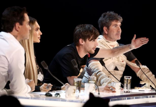 Louis Tomlinson may be leaving too (Image: Dymond/Thames/Syco/REX/Shutterstock)