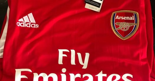 Arsenal 2019/20 Adidas home kit 'leaked' as fans love 90's ...