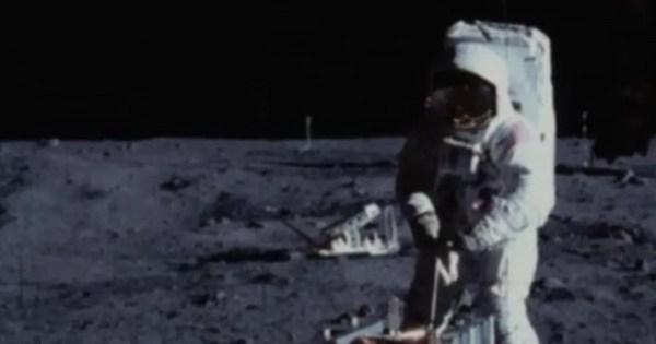 Brit engineer hijacked first moon landing to get Americans ...
