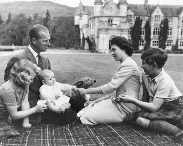 Prince Philip: A royal life in pictures from dashing young ...
