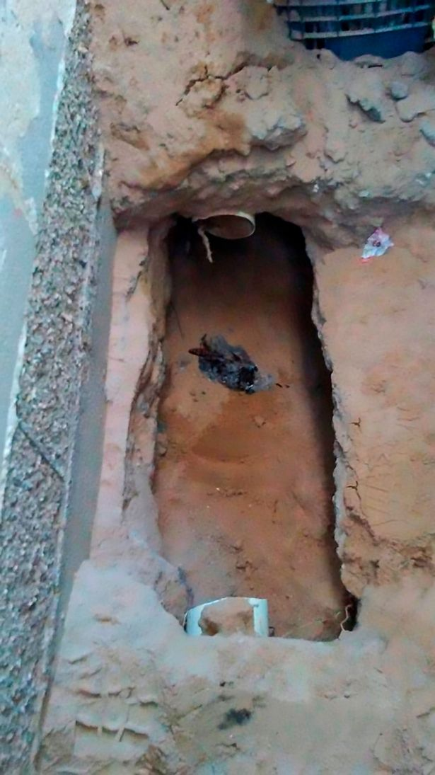 Man rescued after getting trapped in tunnel he dug to spy on ex-girlfriend  - World News - Mirror Online