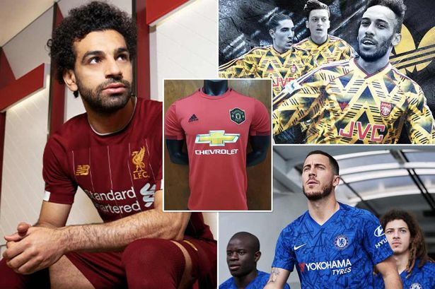4c3fbcc7 Premier League 2019/20 confirmed and leaked kits: What YOUR club will be  wearing next season - GWP Digital