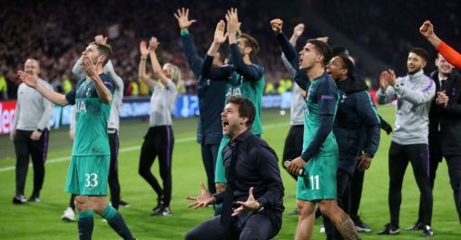 Image result for mauricio pochettino ajax