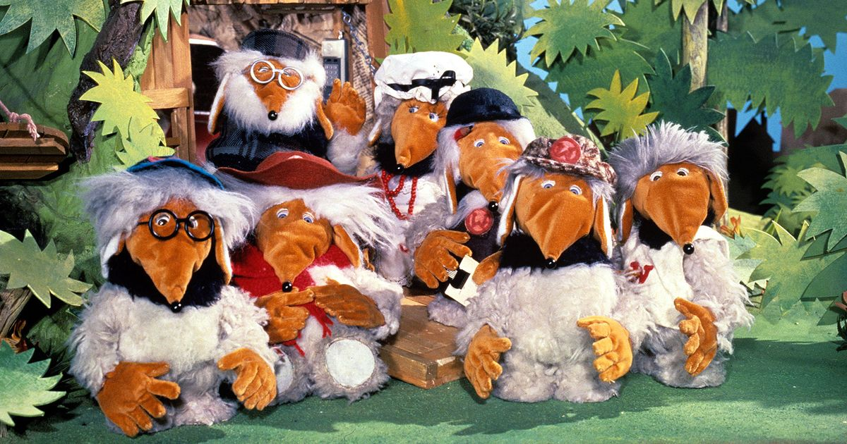 Wombles 40th Anniversary Why The BBC Should Be Recycling