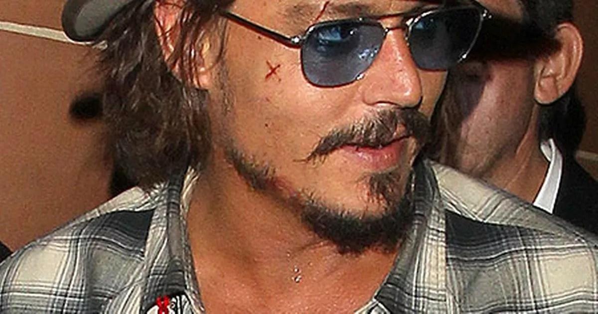 Johnny Depp Talks Family Life Kissing Angelina Jolie And