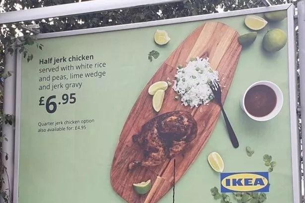 caribbean inspired chicken dish slammed