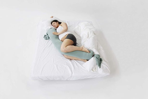 best pregnancy pillows to aid sleeping