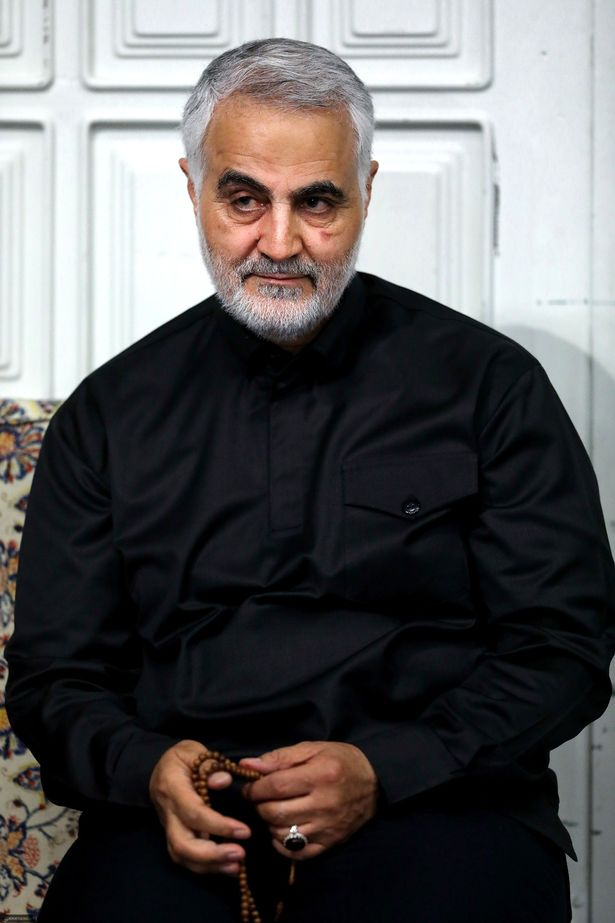 Soleimani was killed in a US drone strike