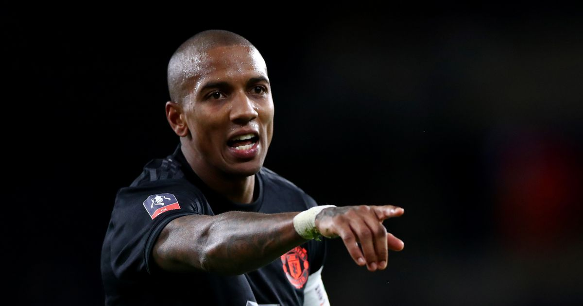 Inter has completed the £ 1.28 million transfer of Ashley Young from Man Utd