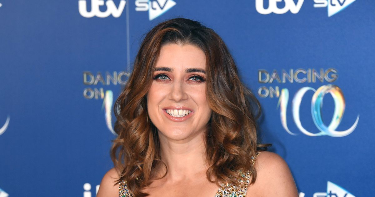 Dancing On Ice star Libby Clegg has been advised not to take part in the ITV show