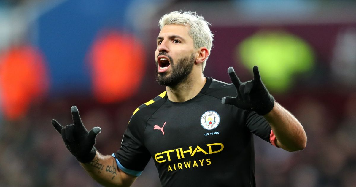 """Man City allowed Sergio Aguero to """"leave on his terms"""" as the contract went down"""