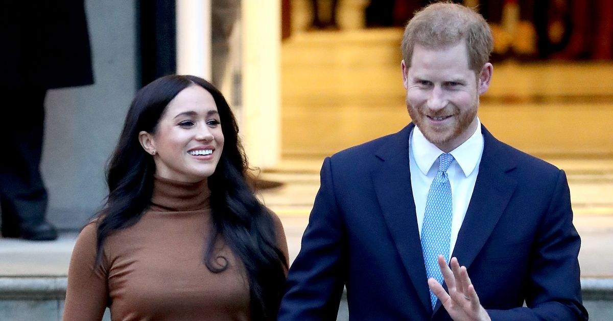 """Meghan and Harry's new Canadian home is """"on land stolen by the British,"""" says the tribe leader"""