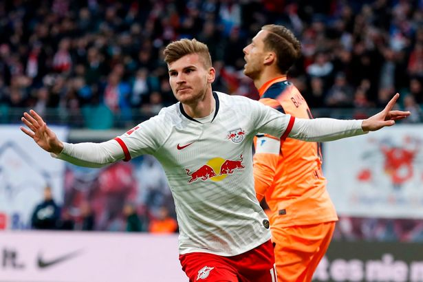 Timo Werner is said to prefer a move to Liverpool over Chelsea